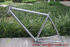 titanium cyclocross bike frames