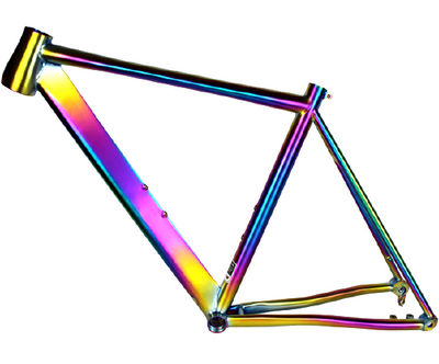 titanium road bike frames thru axle dropout