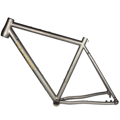 titanium cyclocross bicycle frames